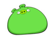 Angry Birds Obese Pig
