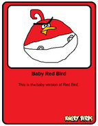 Baby Red Card