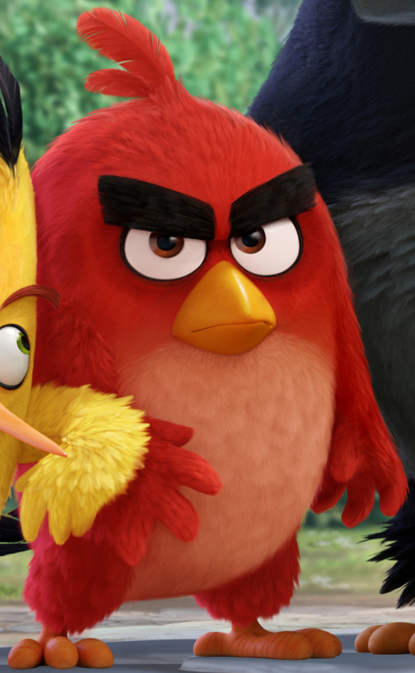 The Angry Birds Movie 2 - Wikipedia