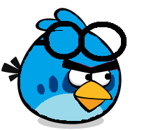 Lewis The Glasses Bird2