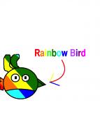 File:Rainbow Bird.png
