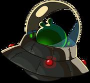 UFO Pig