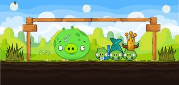 Angry Birds Fable 1