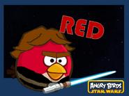 Red Skywalker Poster