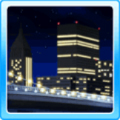 Skyscraper Capital Night