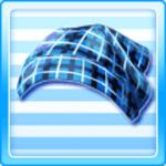 Cooking Turban Blue
