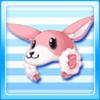 Kangaroo Head-Pink