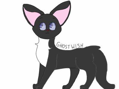 Ghostwishbyfrecklenose