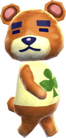 File:-Teddy - Animal Crossing New Leaf.png