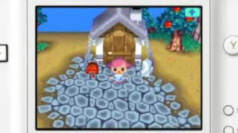 Animal Crossing Wild World Korean Trailer