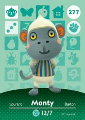 Amiibo 277 Monty