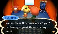 Benjamin Camping