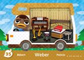 W Amiibo 35 Weber