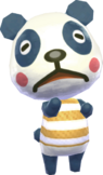 Chester - Animal Crossing New Leaf