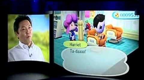 Animal Crossing City Folk E3 2008 Trailer