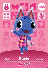 Amiibo 386 Rosie
