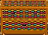 Cabana dresser colorful