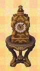 Rococo Clock