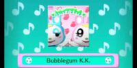 K.K. Slider song list (New Leaf)