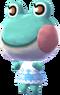 Lily - Animal Crossing New Leaf