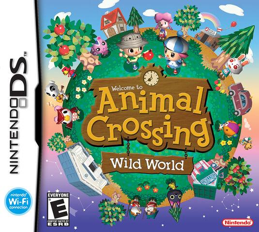 File:Animal Crossing Wild World.jpg