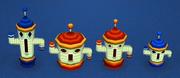 Group harmonoids