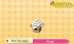 Dango Catalog