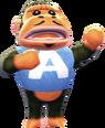 -Cesar - Animal Crossing New Leaf