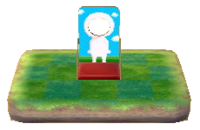 PWP-Face-Cutout Standee model