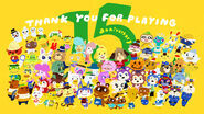 Animal Crossing- Thank You For Playing 15th anniversary