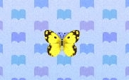 Yellow butterfly encyclopedia (New Leaf)