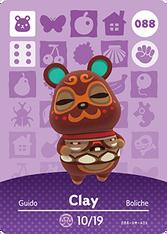 Amiibo 088 Clay