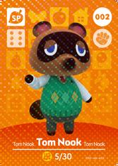 Amiibo 002 Tom Nook