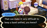 Colton's Band