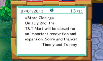 File:T&T Mart Closing Notice.JPG