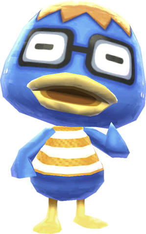 File:Derwin - Animal Crossing New Leaf.png