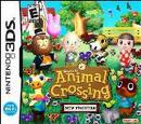 Animal Crossing: New Frontier