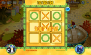 Playinf Tic Tac Toe