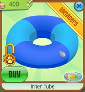 Inner-Tube Blue