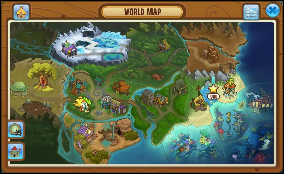 Animal Jam Map Animal Jam World Map | autobedrijfmaatje