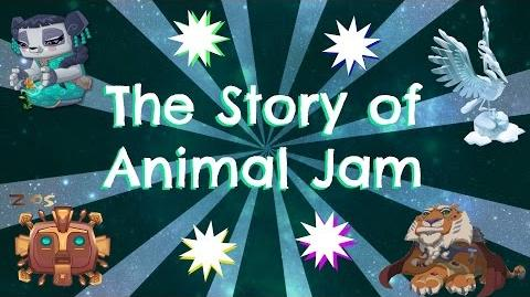 The Complete History of Animal Jam (Lore)