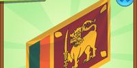 Sri Lanka (Flag)