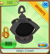 Shop Kings-Crown Black