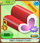 Friendship-Shop Heart-Shaped-Couch Red