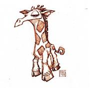 Taylor Maw Giraffe Concept Art