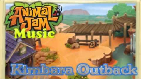 Animal Jam Music - Kimbara Outback