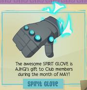 Jamaa-Journal Vol-086 Spirit-Glove