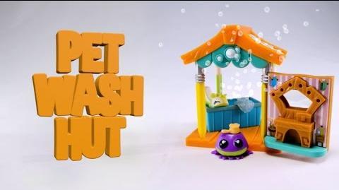 Animal Jam Toys - Pet Wash Hut!