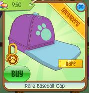 Rare Baseball Cap 1