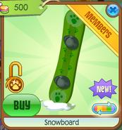 Shop Snowboard Lime